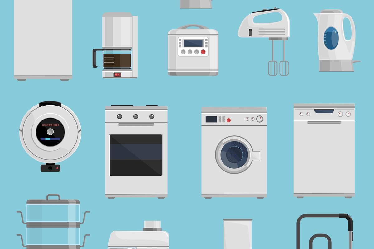 Nuevas funciones en electrodomésticos